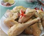 Cách luộc gà nhanh, ngon bằng nồi cơm điện