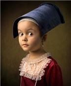 Nhiếp ảnh gia chụp con gái theo phong cách hội họa