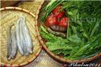 Độc đáo canh cá khoai mẹ nấu