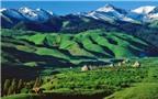 Phiêu du về những miền thảo nguyên tuyệt đẹp