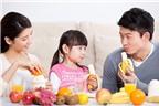 Những chất mẹ cần bổ sung khi trẻ biếng ăn