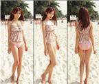 4 kiểu bikini che lấp mỡ bụng hiệu quả