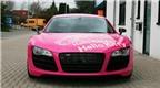 Audi R8 V10 Hello Kitty: Siêu xe màu hồng