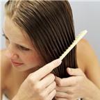 Bí quyết chăm sóc tóc khi đi mưa về
