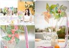 6 ý tưởng tự trang trí cho đám cưới