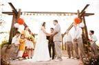 20 câu hỏi để lên ý tưởng cưới