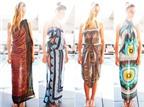 4 cách thắt sarong nhanh chóng và thịnh hành nhất