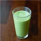 Sinh tố xanh bổ dưỡng