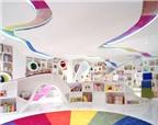 Thư viện sắc màu dành cho trẻ em