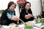 Bữa ăn của người cao tuổi