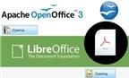 6 tính năng hay trên LibreOffice và OpenOffice