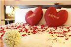 Trang trí phòng cưới theo phong thủy