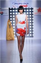"""Top Model Thùy Trang nổi bật trong """"Phong cách trẻ"""""""