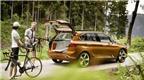 BMW Concept Active Tourer Outdoor: Cho người mê đạp xe