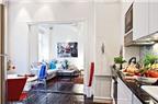 Mở rộng không gian cho căn hộ của bạn với nội thất thông minh