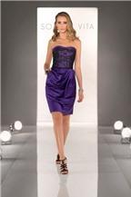 Những tông màu dịu nhẹ dành cho váy phụ dâu