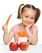 Để bé không thiếu vitamin A