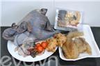 Canh gà hải sâm đầy bổ dưỡng
