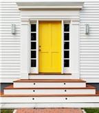 Cửa nhà sắc màu truyền cảm hứng sống