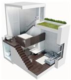 Thiết kế tuyệt đối thông minh cho căn hộ