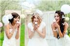 Thực phẩm tránh ăn sát ngày cưới