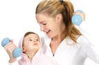 Bí quyết giảm cân an toàn sau sinh