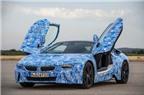 Tiết lộ cấu trúc bên trong xe thể thao hybrid BMW i8