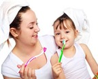 Càng có nhiều con sức khỏe răng miệng càng giảm