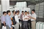 Hội Xúc tác và Hấp phụ làm việc tại Nhà máy Xơ sợi Polyester Đình Vũ