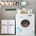 Mẹo làm sạch máy giặt