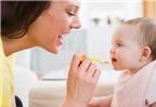 Cho trẻ ăn dặm: những điều mẹ cần biết