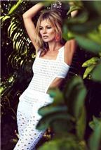 6 'chiêu' làm đẹp học từ Kate Moss