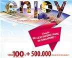 Cơ hội du lịch Singapore với thẻ VietinBank Cremium MasterCard
