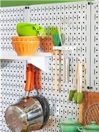 Cách bài trí phòng bếp thông minh, sáng tạo