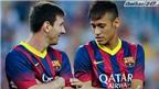 Gerardo Martino tiết lộ cách dùng Neymar