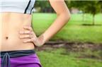 8 'bí kíp' hàng đầu để giảm mỡ bụng