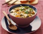 8 thực phẩm ngăn ngừa cảm cúm cho bà bầu