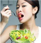 Nhóm máu với sức khỏe ẩm thực