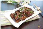 Món ăn kiểu Nhật – thịt heo om nấm