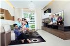Gắn kết gia đình bằng TV tương tác thông minh