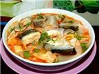 Canh măng chua nấu cá rất đơn giản mà ngon