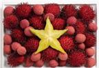 Món ăn đặc trưng qua quốc kỳ các nước