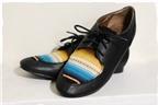 Eva khéo tay: 3 cách 'độc' làm mới giày Oxford