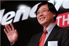 CEO Lenovo chia bớt tiền thưởng cho nhân viên