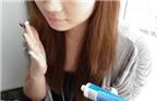 Kem dưỡng trắng da có thể gây ung thư, mù lòa