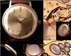 Những thiết kế đồng hồ đeo tay tuyệt đẹp dưới thời Liên Xô