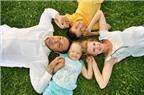 6 bí quyết chụp ảnh gia đình đẹp