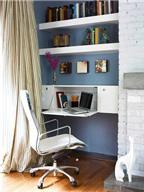 Bí quyết giúp bạn có một góc làm việc nhỏ xinh trong ngôi nhà chật