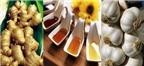 Những thực phẩm vàng là kháng sinh tự nhiên