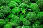 Bông cải xanh giúp ngừa viêm khớp